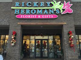 Rickey Heroman's Florist and Gifts logo